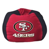 NFL San Francisco 49ers Bean Bag Chair by The Northwest