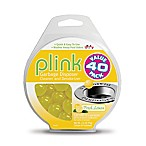 Plink 40-Pack Lemon-Scented Garbage Disposal Cleaner and Deodorizer