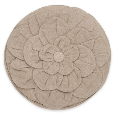 Buy Round Decorative Pillows from Bed Bath & Beyond