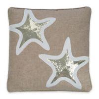 Levtex Home Blue Maui Starfish Throw Pillow
