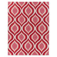 Artistic Weavers Holden Lucy 7-Foot 6-Inch x 9-Foot 6-Inch Area Rug in Coral Multi