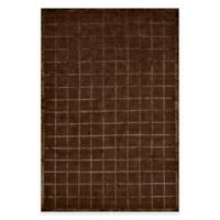 Feizy Chadwick 4-Foot x 6-Foot Area Rug in Chocolate