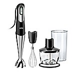 Braun MultiQuick 7 Smart Speed Hand Blender with Beaker, Whisk and Chopper