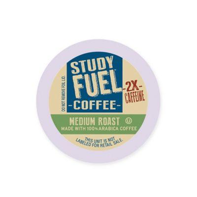 42-Pack Study Fuel K-Cup Medium Roast
