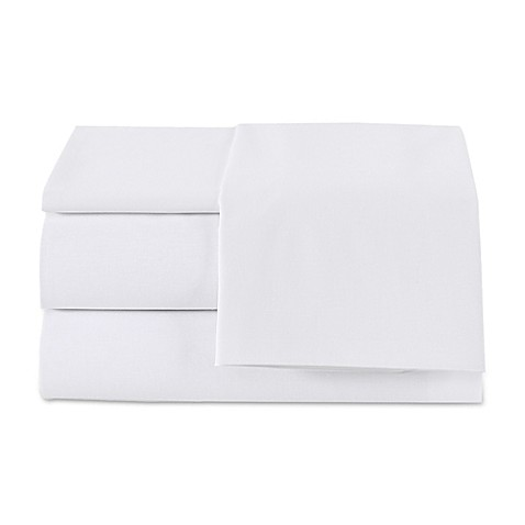 Buy linum home textiles pera queen sheet set in soft white for How to buy soft sheets