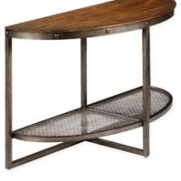 INK+IVY® Sheridan Console in Chestnut