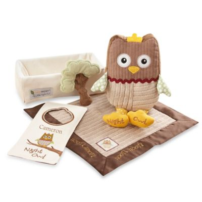 Buy owl themed baby gifts from bed bath beyond baby aspen my little night owl negle Choice Image