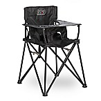 ciao! baby™ Portable Highchair in Black