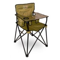 Ciao Baby Portable High Chair In Sage