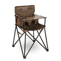ciao! baby™ Portable Highchair in Chocolate Brown