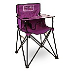 ciao! baby™ Portable Highchair in Purple