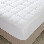 Sleep Philosophy Highline 3M Microfiber Twin Mattress Pad in White