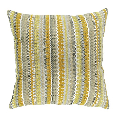 Throw Pillows By Newport : Newport Elsa Square Throw Pillow - Bed Bath & Beyond