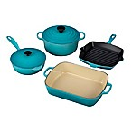 Le Creuset® Signature 6-Piece Cookware Set in Caribbean