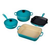 Le Creuset® Signature 6-Piece Cookware Set in Caribbean