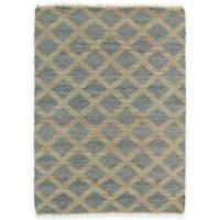 Kaleen Kenwood Diamonds 8-Foot x 11-Foot Area Rug in Slate