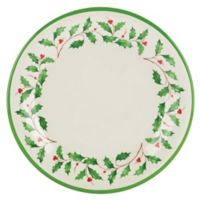 Lenox® Holiday® Melamine Dinner Plates (Set of 4)