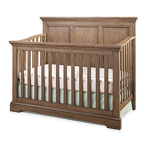 Westwood Design Hanley 4 In 1 Convertible Crib In Cashew