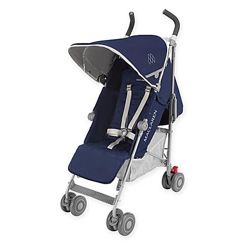 Maclaren 2016 quest stroller in medieval blue silver - Silla maclaren quest 2016 ...