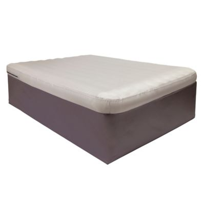 foldable twin air mattress with frame