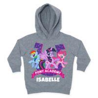 My Little Pony Size 2T Academy Hoodie in Grey