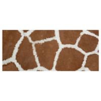 The Softer Side by Weather Guard™ 25-Inch x 60-Inch Giraffe Kitchen Mat