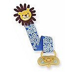 Mud Pie® Lion Pacy Clip in Blue