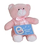 Kids Preferred™ Plush Bear Gift Card Holder in Pink