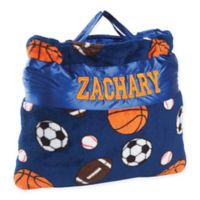 Sports Nap Bag in Blue