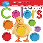 """My First Book of Colors"" Board Book"
