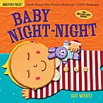 "Indestructibles ""Baby Night-Night"" Book by Kate Merritt"