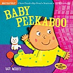 Indestructibles  Baby Peekaboo  Book by Kate Merritt