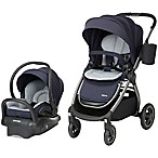 Maxi-Cosi® Adorra Travel System Charcoal Frame in Brilliant Blue