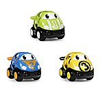 Kids II® Go Grippers™ 3-Pack Race Cars