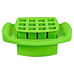 FunBites® Food Cutter in Green Squares