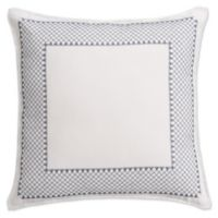 Royal Heritage Home® Heritage Valencia 16-Inch Square Throw Pillow in Off White