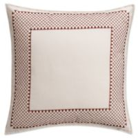 Royal Heritage Home® Heritage Valencia 16-Inch Square Throw Pillow in Ivory