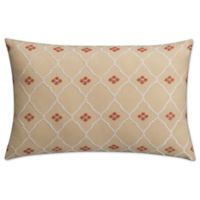 Royal Heritage Home Heritage Valencia Oblong Throw Pillow in Pebble