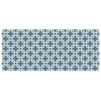 The Softer Side by Weather Guard™ 25-Inch x 60-Inch Interlink Kitchen Mat in Cool