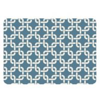 The Softer Side by Weather Guard™ 23-Inch x 36-Inch Interlink Kitchen Mat in Cool