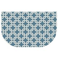 The Softer Side by Weather Guard™ 24-Inch x 40-Inch Interlink Kitchen Mat in Cool