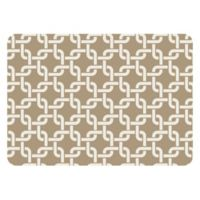 The Softer Side by Weather Guard™ 18-Inch x 27-Inch Interlink Kitchen Mat in Natural