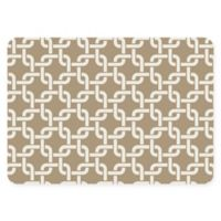 The Softer Side by Weather Guard™ 23-Inch x 36-Inch Interlink Kitchen Mat in Natural
