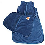 Gunamuna Gunapod® Medium Plush Fleece Wearable Blanket with WonderZip® in Blue