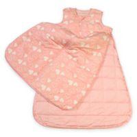 Gunamuna Gunapod® Size Extra Large Luxury Duvet with WonderZip® in Pink Hearts