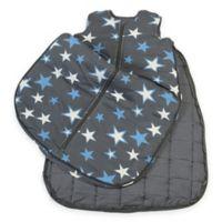 Gunamuna Gunapod® Size Medium Luxury Duvet with WonderZip® in Blue Stars