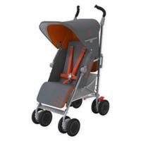 Maclaren® Techno XT Stroller in Charcoal/Marmalade