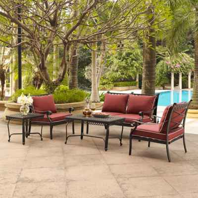 Patio Furniture Sets & Collections, Outdoor Patio Furniture - Bed ...