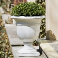 Campania Beldon Planter in Antique White