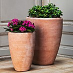 Campania Abrielle Planter in Terra Cotta (Set of 2)